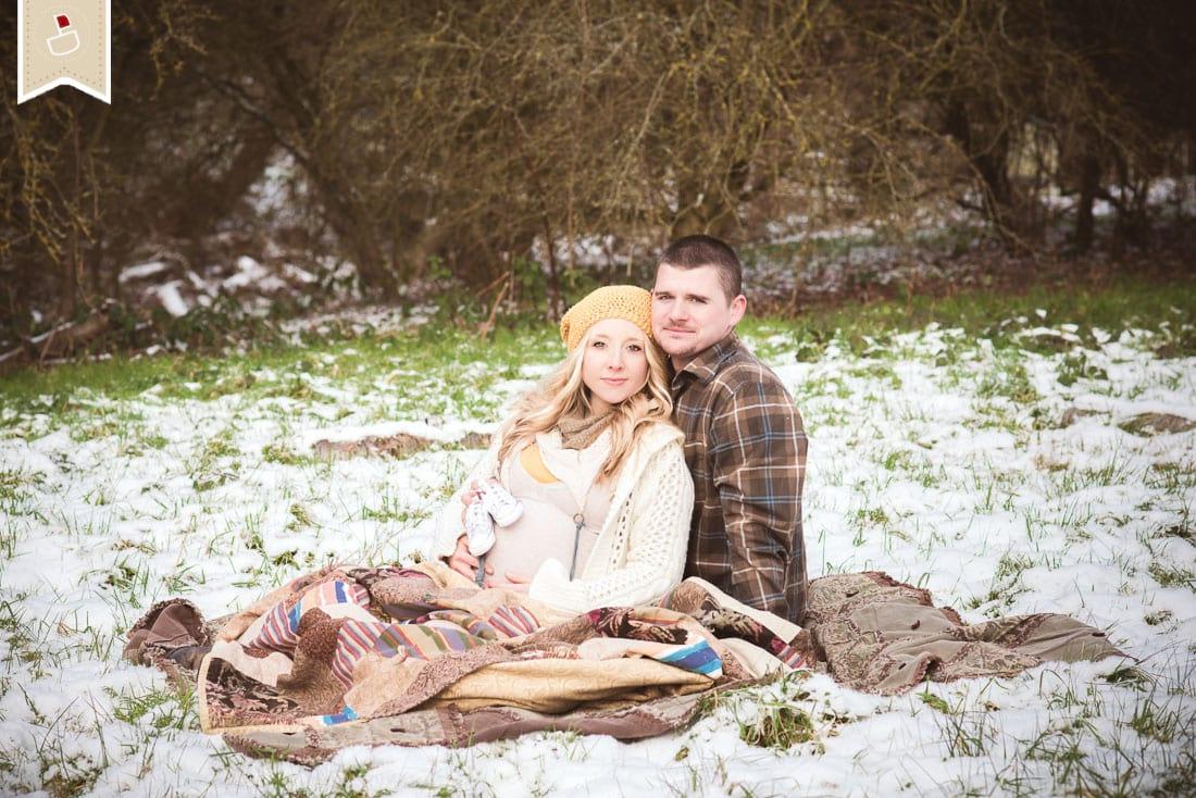 Schnee-Winter-Schwangerschaft-Fotos-Trier08