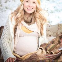 Schnee-Winter-Schwangerschaft-Fotos-Trier07