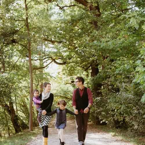 Herbst-Familie-Natur-Weiher-12