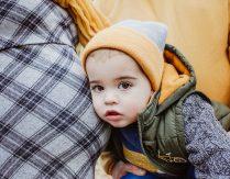 Babybauch Familien Fototermin:  Aus 3 werden 4