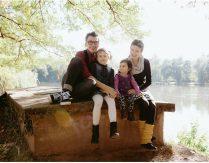 Herbstwarm – Familienfotos in der Herbstsonne