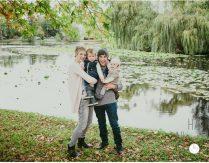 Wenn die Blätter fallen – Herbstliche Familienfotos