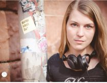 City Shooting – Portrait Fotos in Trier